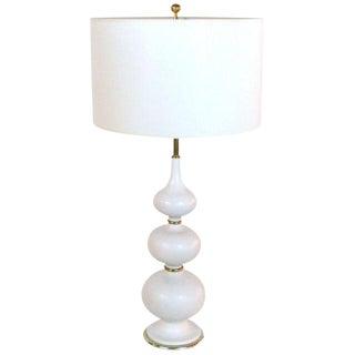 Gerald Thurston Triple Gourd Table Lamp