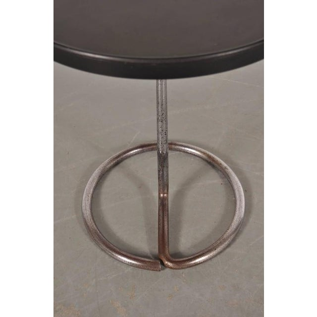 Image of Large Edition Side Table by René Herbst for Stablet, France, 1935