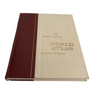1968 Rand McNally's World Atlas
