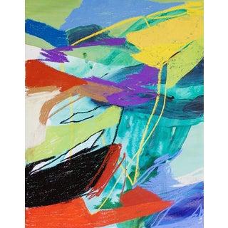 Meredith Bullock Water Bird Abstract Print