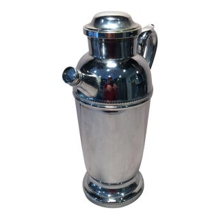 Vintage Tea Pot Style Cocktail Shaker