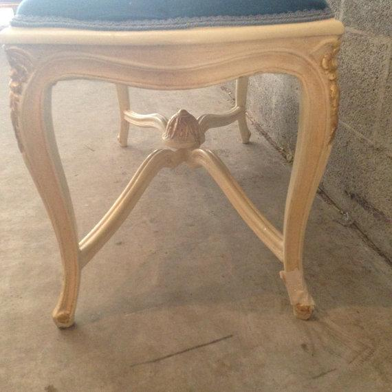 Image of French Design Bed Bench