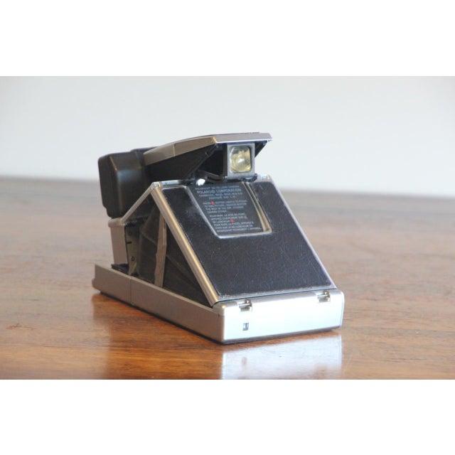 Image of Vintage Polaroid SX-70 Sonar Camera