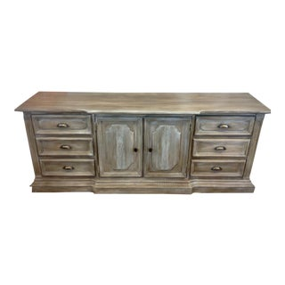 Stanley Rustic Shabby Chic Credenza