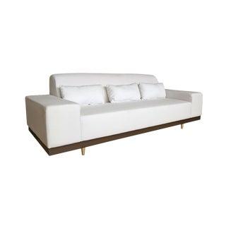 Bell'Arte White Modern Sofa