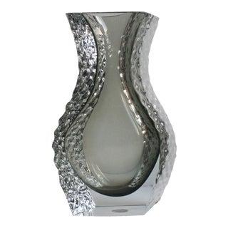 Cavagnis Mandruzzato Murano Art Glass Vase