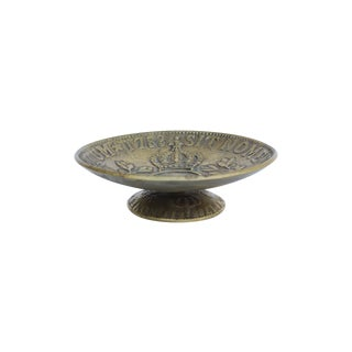 Louis XVI Bronze Pedestal Dish