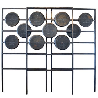 Fence From Synagogues - Set of 3