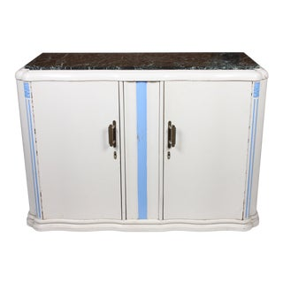 1940s Art Deco Cabinet