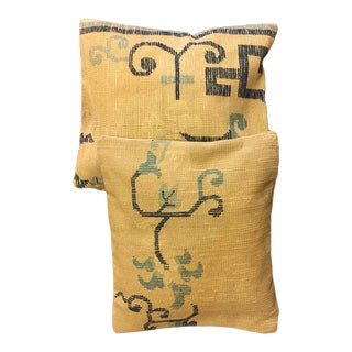 Handmade Anatolian Pillow Covers - Pair