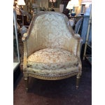 Image of 19th Century Antique Giltwood Chairs - Pair