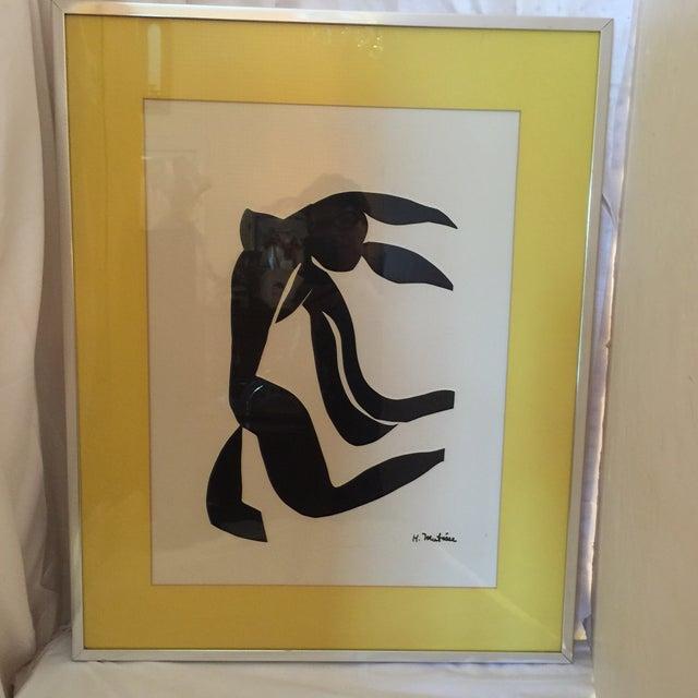 Henri Matisse Black and White Print - Image 2 of 5