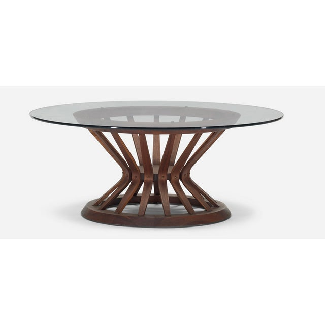 1950's Edward Wormley Sheaf of Wheat Coffee Table - Image 2 of 4