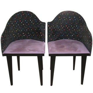 Saporiti Mid-Century Modern Chairs - Set of 10