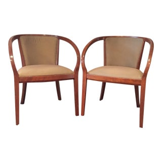 Ruby Armchairs by Knoll - Set of 2