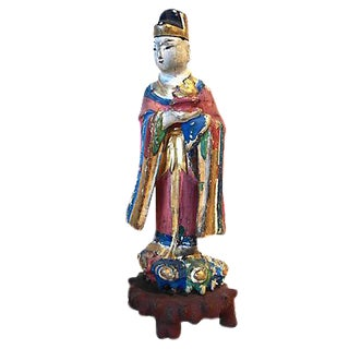 Japanese Deity Figure, C.1800