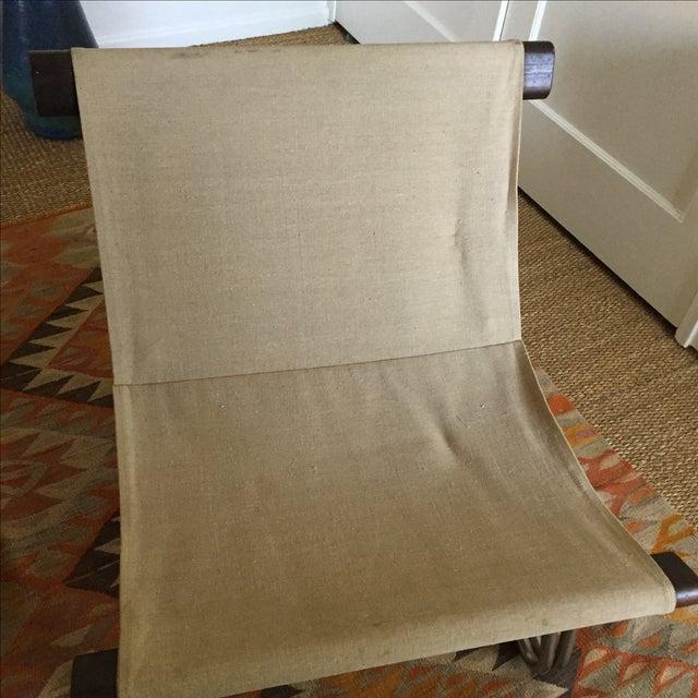1970 Danish Modern Lounge Chair - Image 8 of 11