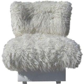 Modernist Designer Flakati Chair