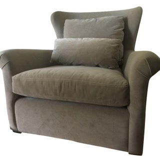 Restoration Hardware Belgian Wingback Chair