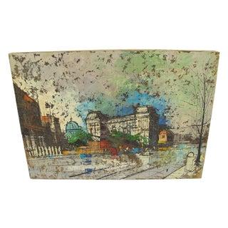 1950s Palette Paris Street Scene