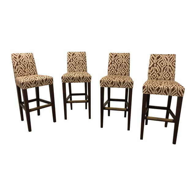 Lee Industry Bar Stools - Set of 4 - Image 1 of 10