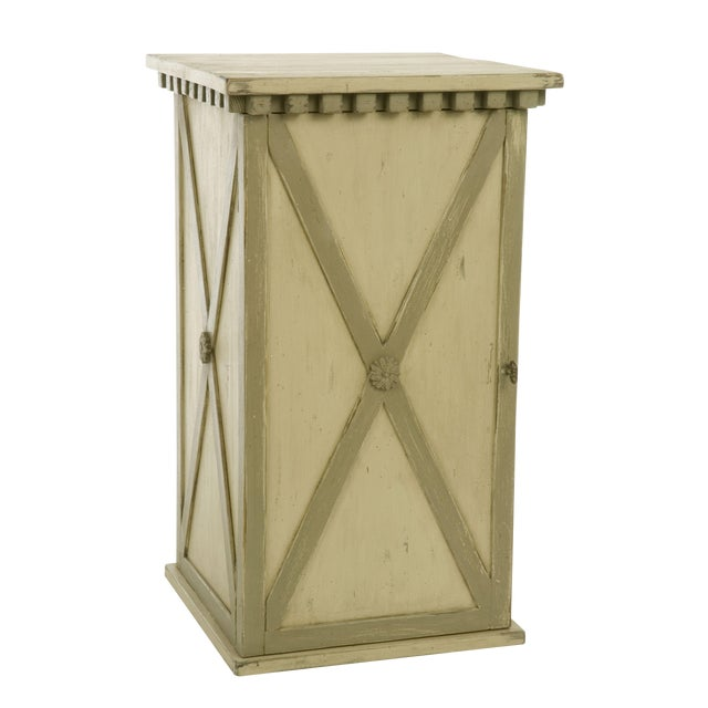 Antique Style Lamp Stand - Image 1 of 5