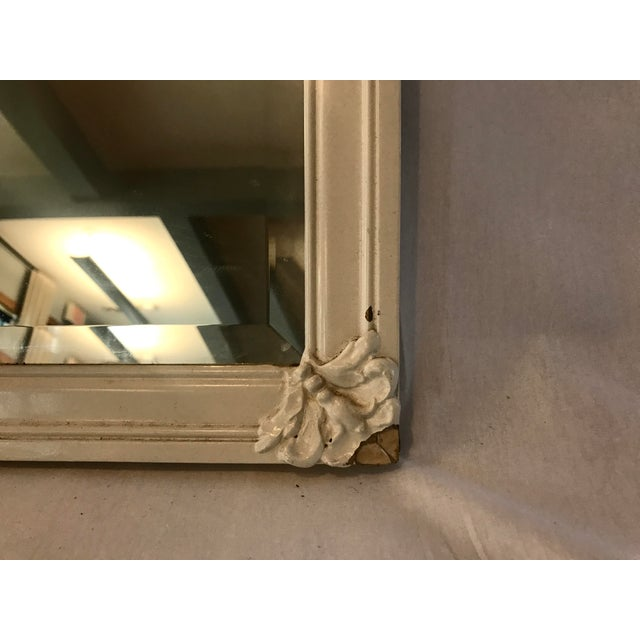 Image of Antique Custom French Mirror