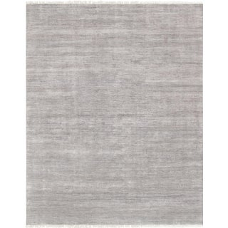 "Pasargad Transitiona Silk & Wool Rug - 7'10"" X 10' 1"""