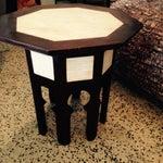Image of Bone Inlay Morrocan Side Table