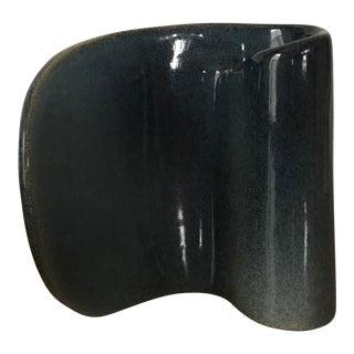 Mid-Century Modern Ikebana Vase