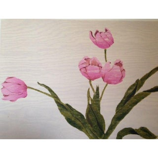 Art Print - Pink Tulips by Sylvia Roth