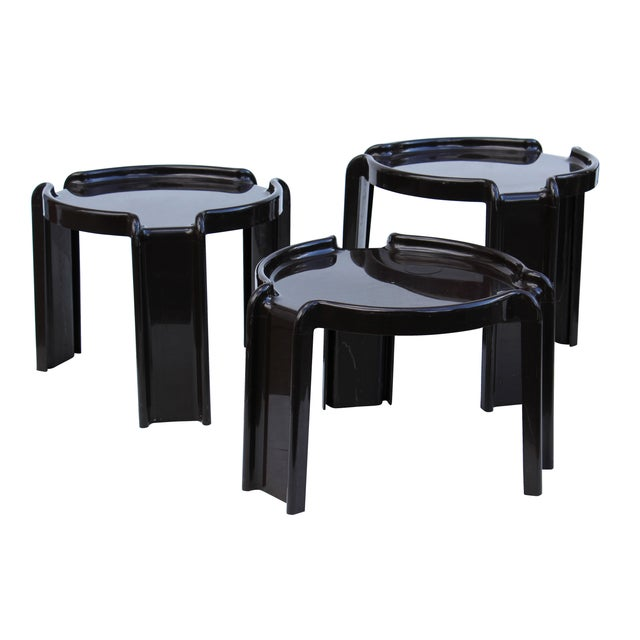 Image of Giotto Stoppino Stacking Tables - Set of 3