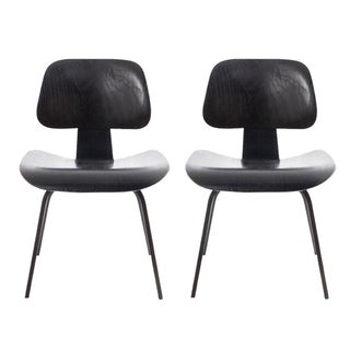 Eames DCW Chairs - A Pair