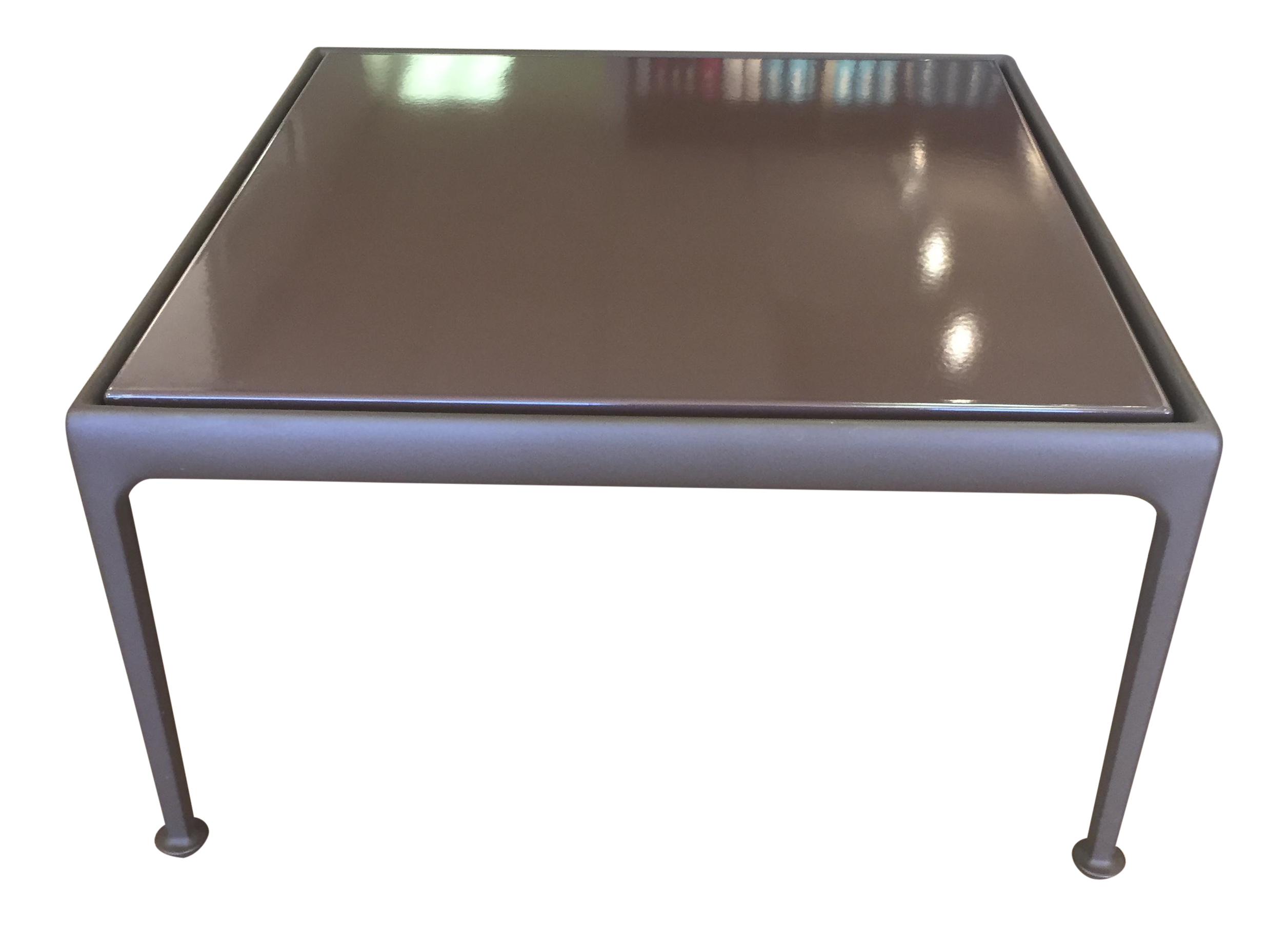 1966 Collection Richard Schultz Custom Colored Table