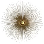 "Image of 36"" Starburst Curtis Jere Style Wall Sculpture"