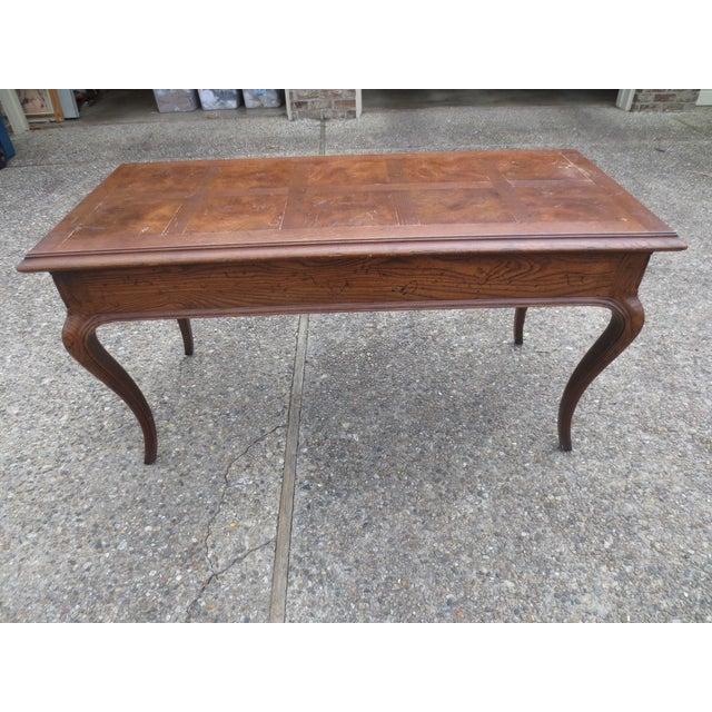 Vintage Henredon Desk From Indiana Governor - Image 5 of 8
