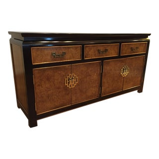 Century Furniture Chin Hua Burl Sideboard