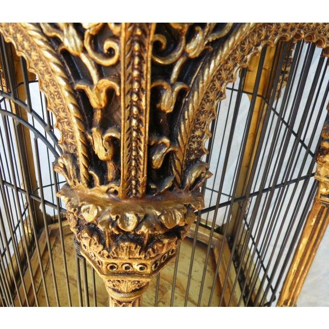 Gilded Birdcage - Image 4 of 6