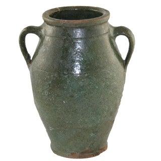 Rug & Relic Vintage Olive Oil Jar