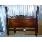 Image of Ralph Lauren Mahongany Sussex Butler Table