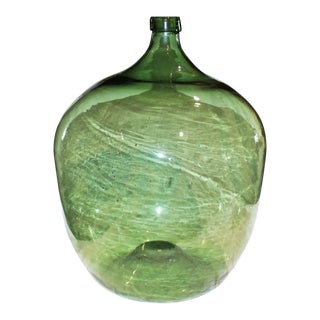 Monumental Demijohn Wine Bottle
