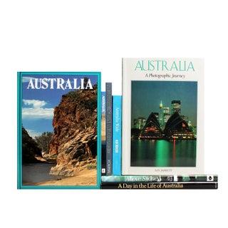 Australia & New Zealand - Set of 7