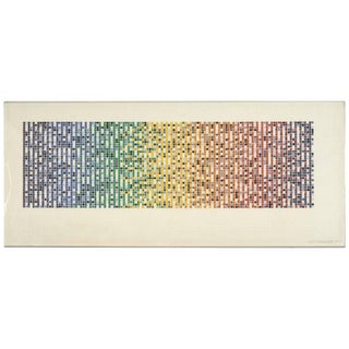 """""""Untitled VI"""", Lithograph by David Roth"""