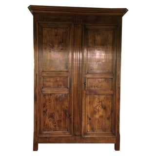 Early 19th Century Antique French Armoire