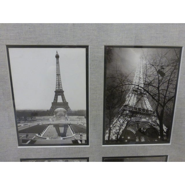 Photographs of Eiffel Tower in 1938 - Framed - Image 3 of 8