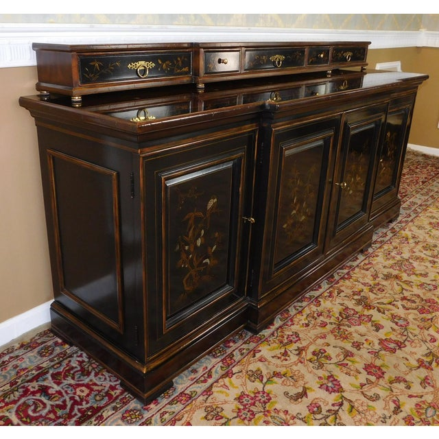 Drexel Heritage Dining Room: Drexel Heritage Connoisseur Collection Asian Dining Buffet