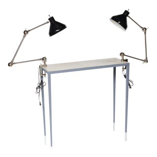 Architecural Clamp Lamp - Sold Individually