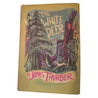 James Thurber The White Deer, 1st Edition