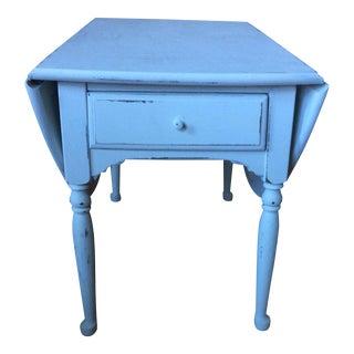 Refurbished & Weathered Oval Vintage Table
