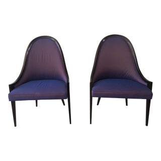 Harvey Probber Gondola Chairs - A Pair